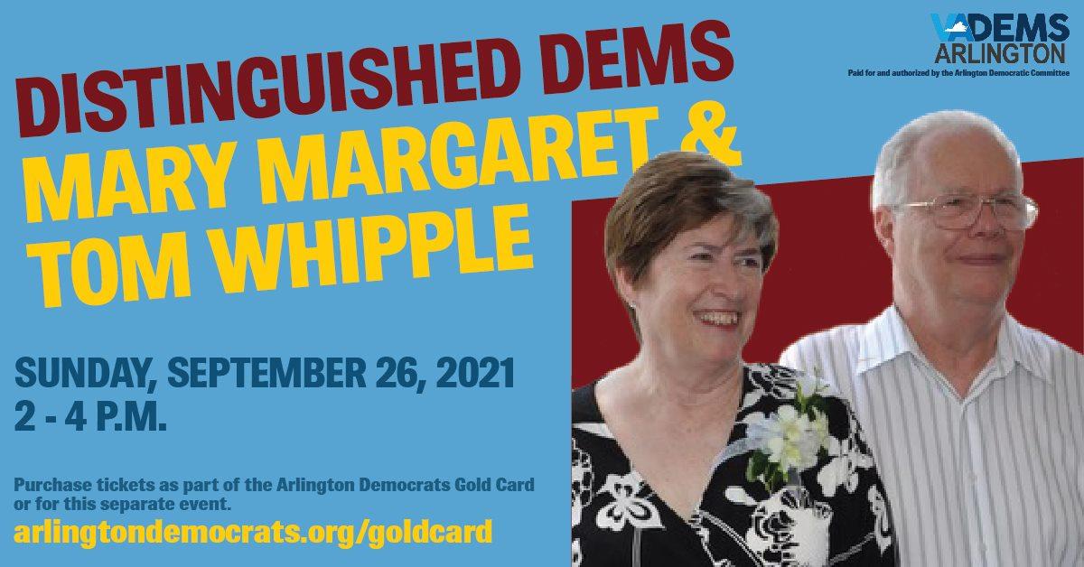 Honoring A Distinguished Democrat